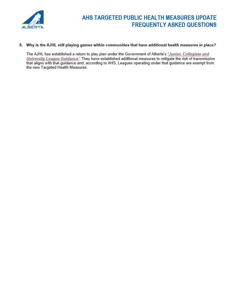 AHS - FAQ - November 17 - Page 2