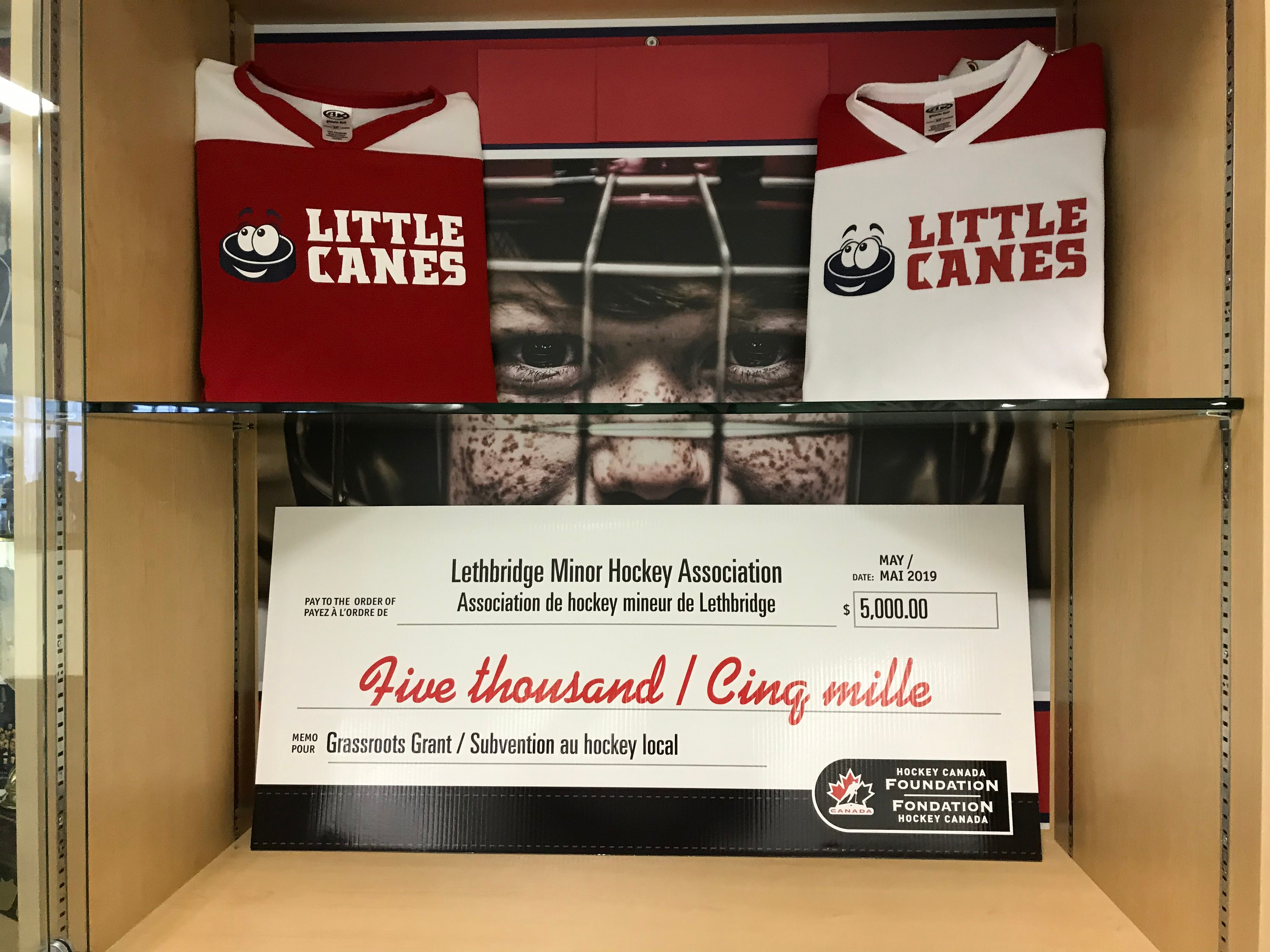 Little Canes Display