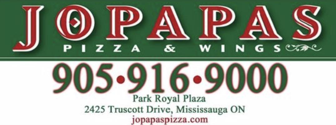 Jopapas Pizza