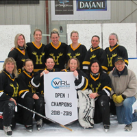 Open 1 Provincial Champs (The Moose)