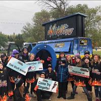 Macdonald Wildfire Parade Crew 2018