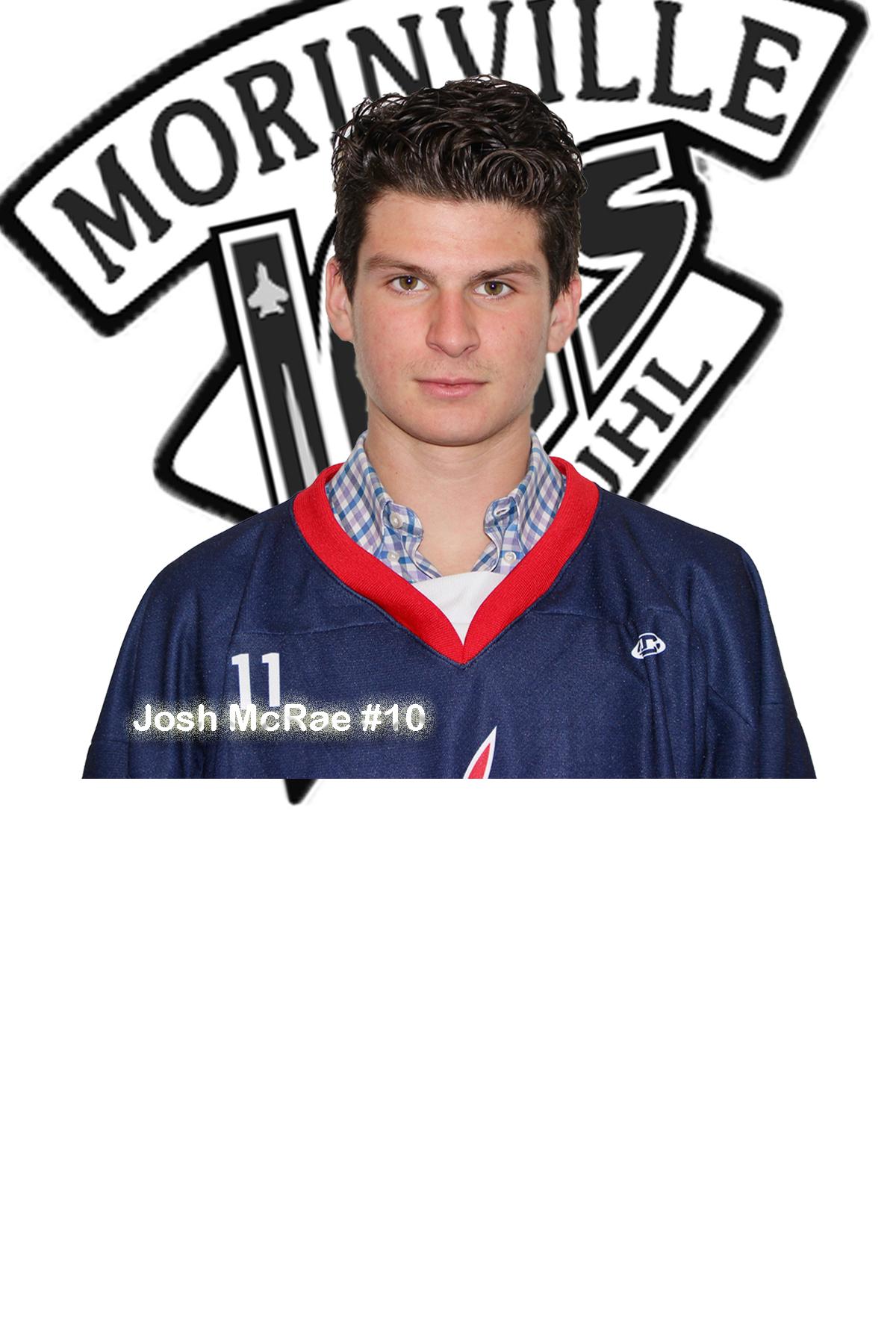 #10 Josh McRae