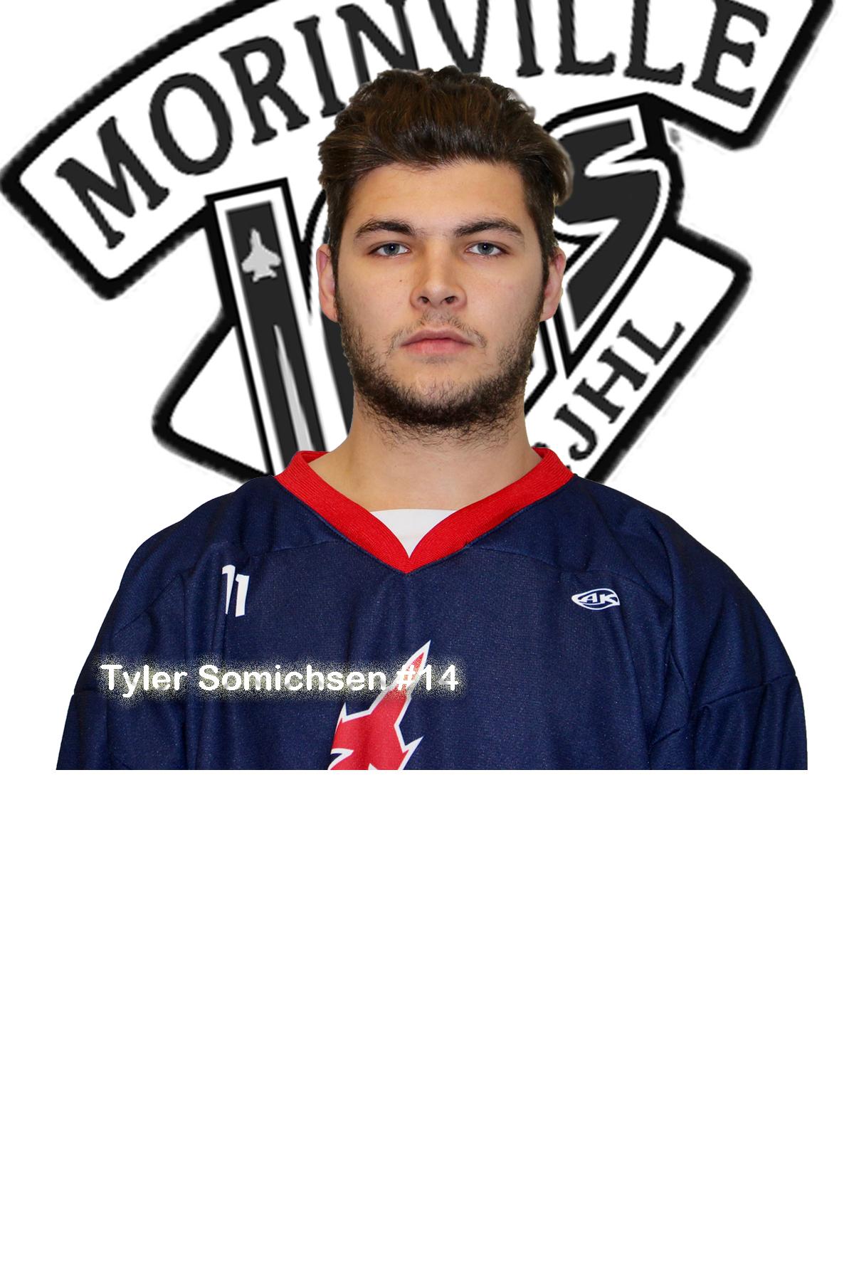 #14 Tyler Somichsen