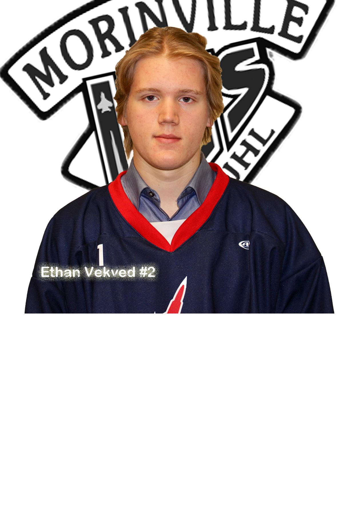 #2 Ethan Vekved