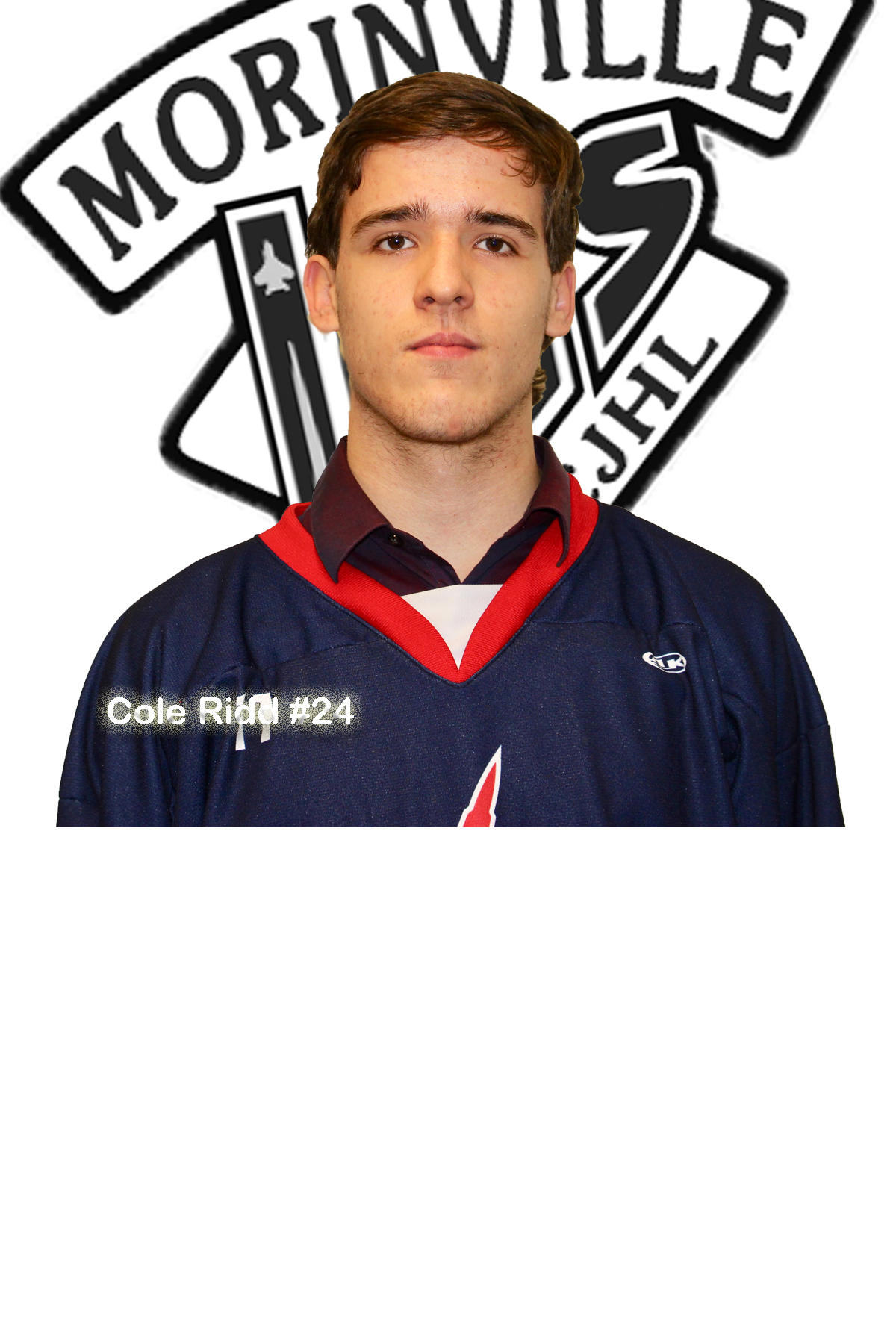#24 Cole Ridd
