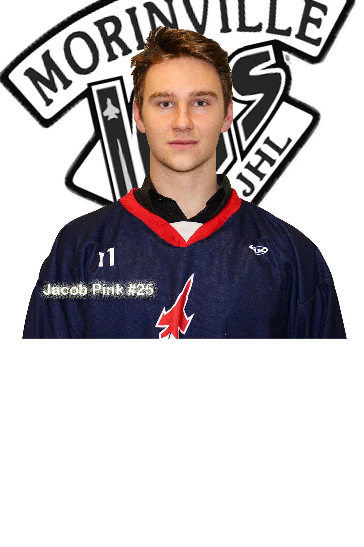 #25 Jacob Pink