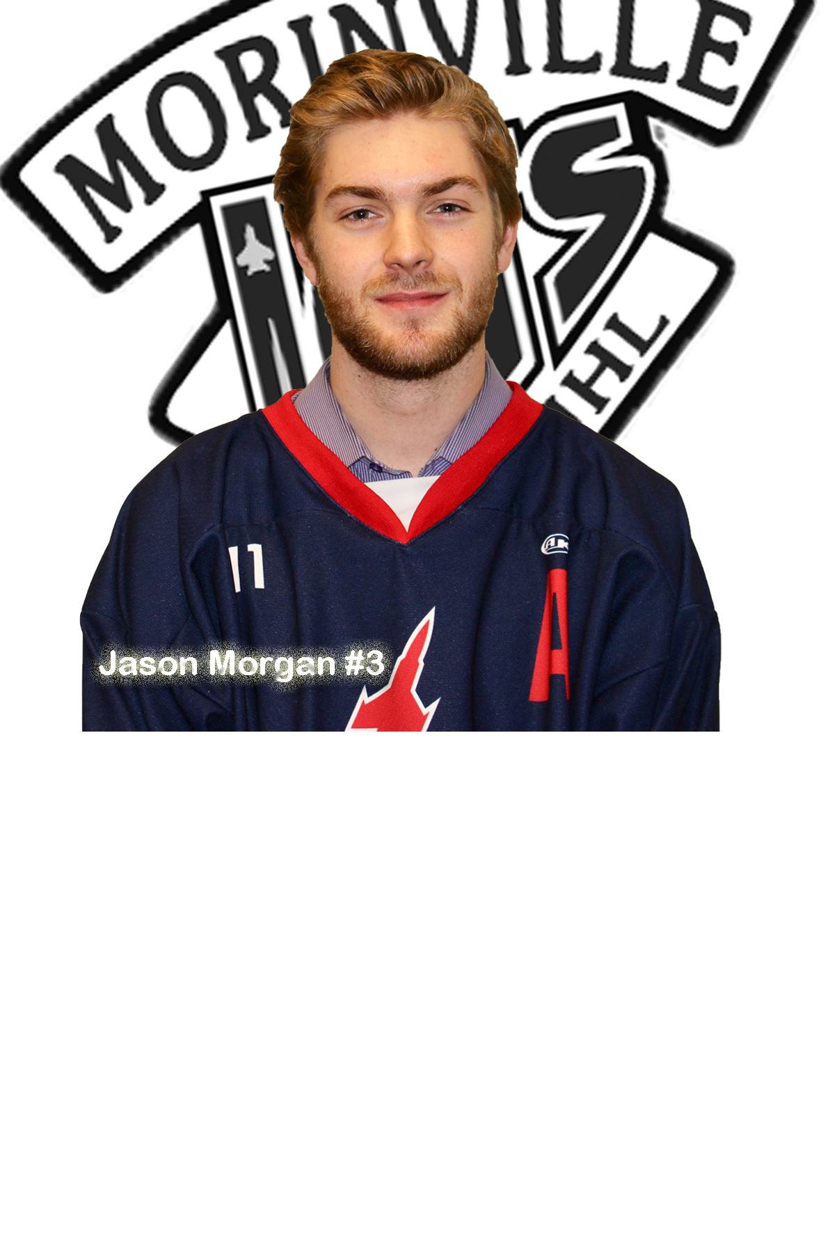#3 Jason Morgan
