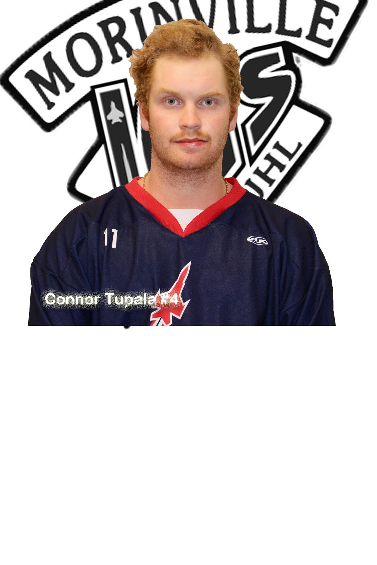 #4 Connor Tupala
