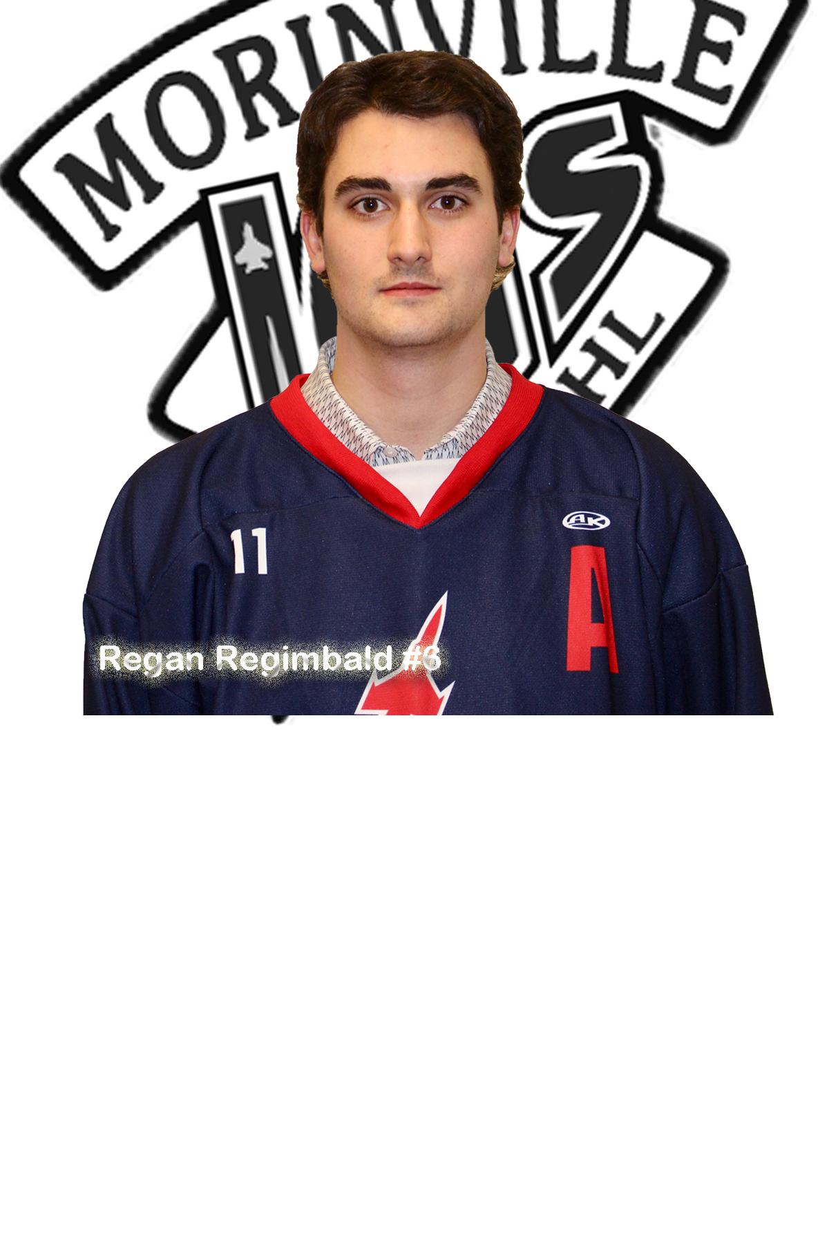 #6 Regan Regimbald