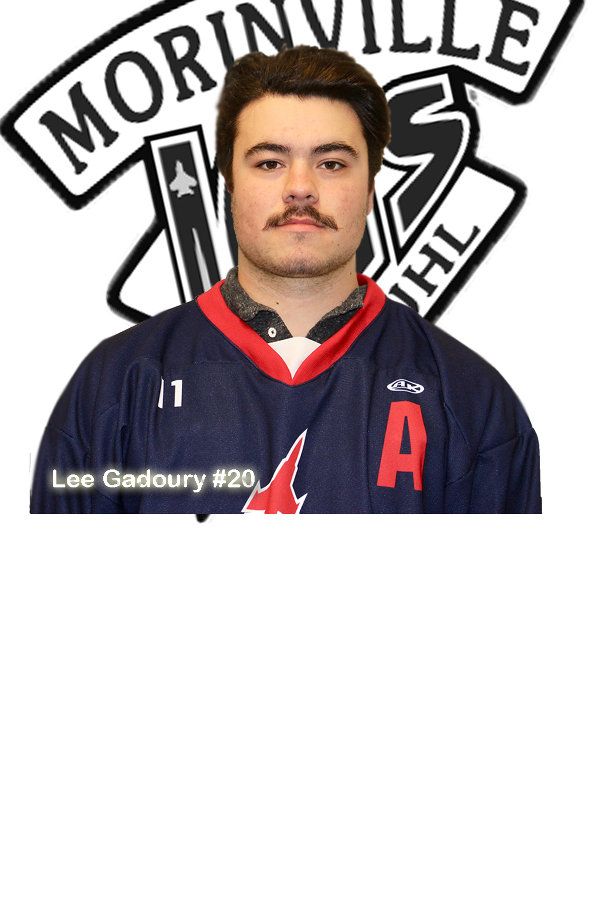 #20 Lee Gadoury