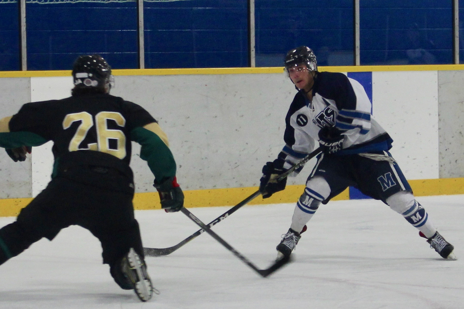 "JETS FEATURED PLAYER #15 BRETT DUBUC ""A"""