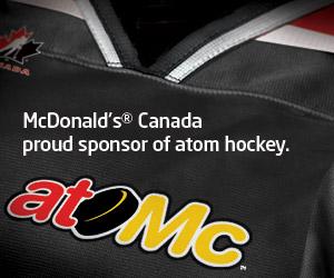 McDonald's Canada atoMc® Hockey