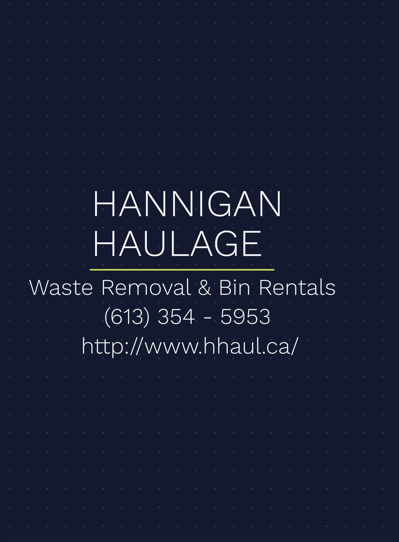 Hannigan Haulage