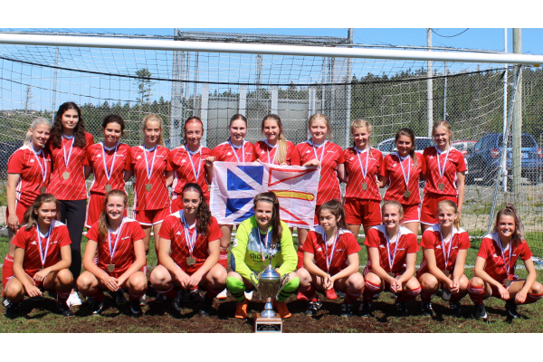 St. John's Under 17 Girls