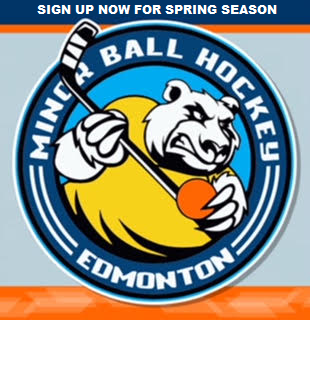 EDMONTON BALL HOCKEY