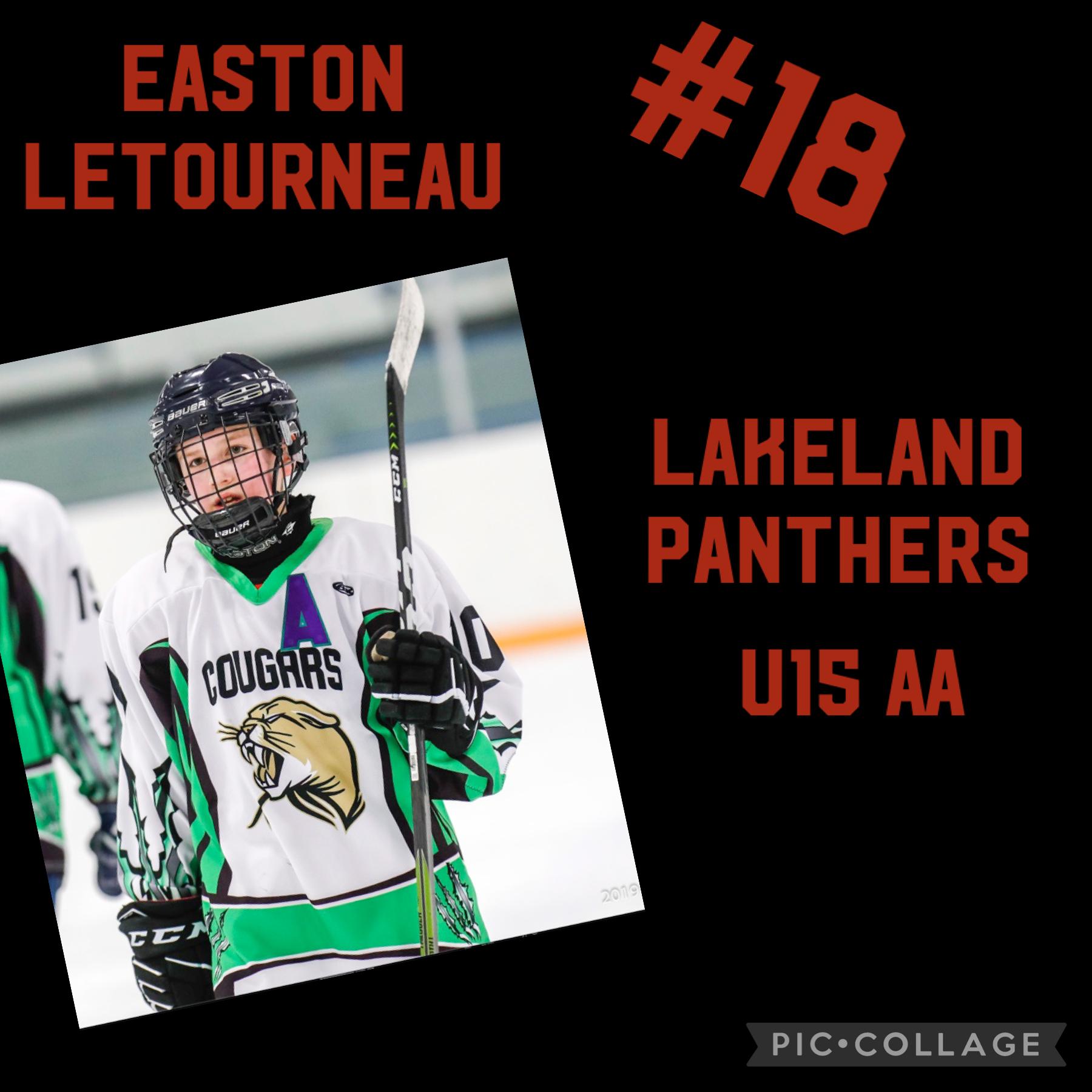 Easton Latourneau