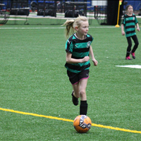 U11 Girls Tournament at the Dome