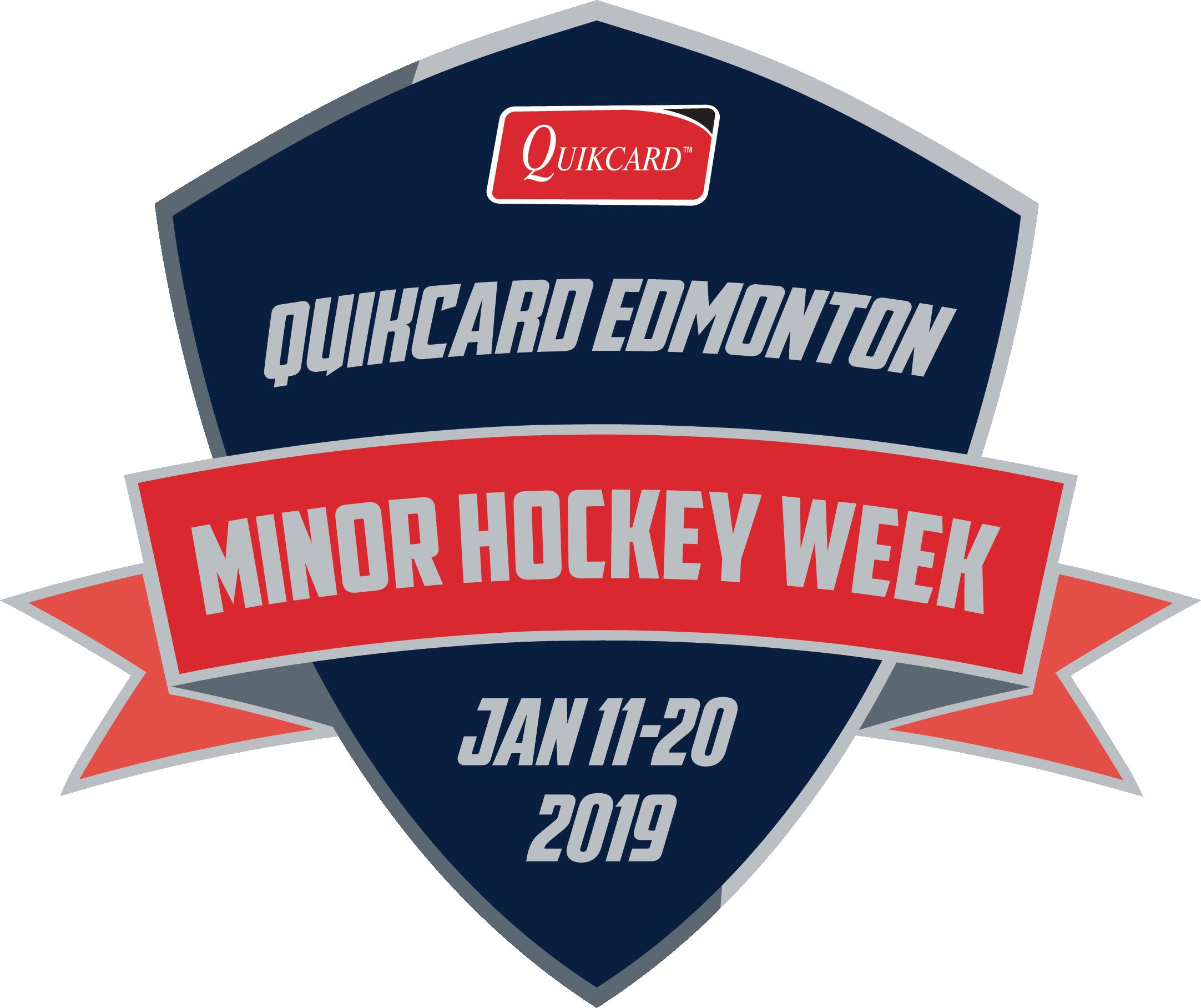 Quikcard Edmonton Minor Hockey Week Website By Ramp Interactive