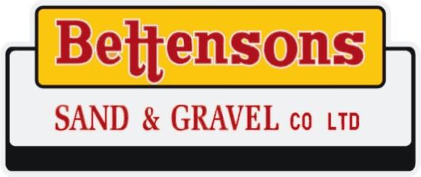 Bettensons Gravel