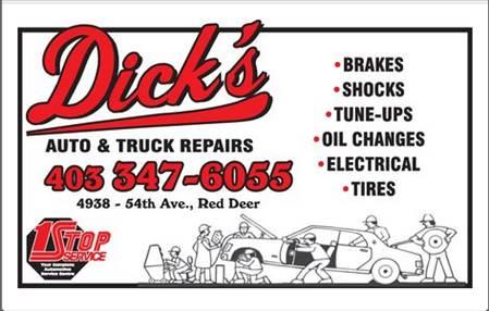 Dicks auto and truck repair