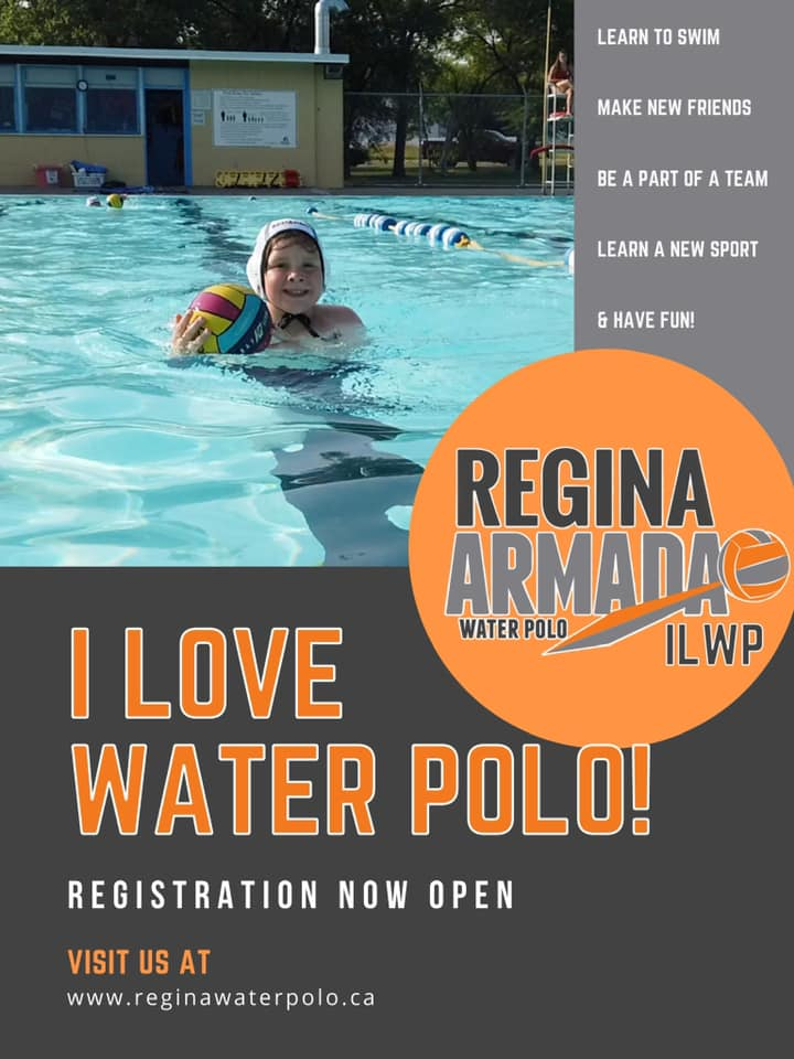 Join I Love Water Polo