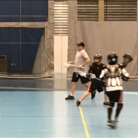 Box Lacrosse Camp February