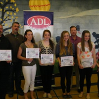 2012-2013 ADL Achievement Awards