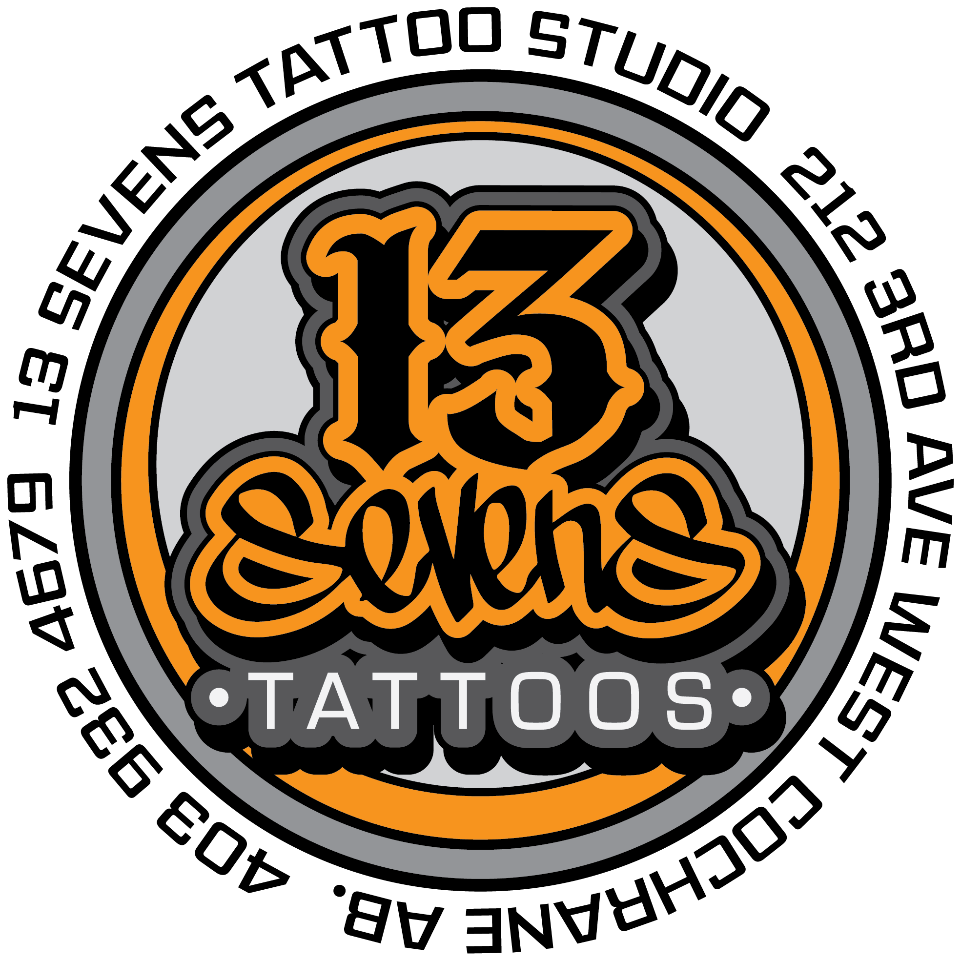 13 Sevens Tattoo Studio