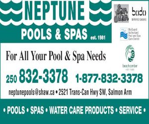 Neptune Pools and Spa 2017-18