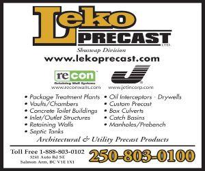 Leko Precast 2016-17