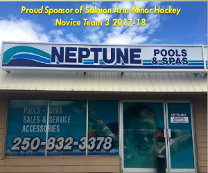 NEPTUNE POOLS AND SPAS 2017-18