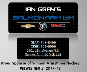 Salmon Arm GM 2017-2018