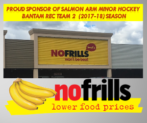 NoFrill's Salmon Arm 2017-18