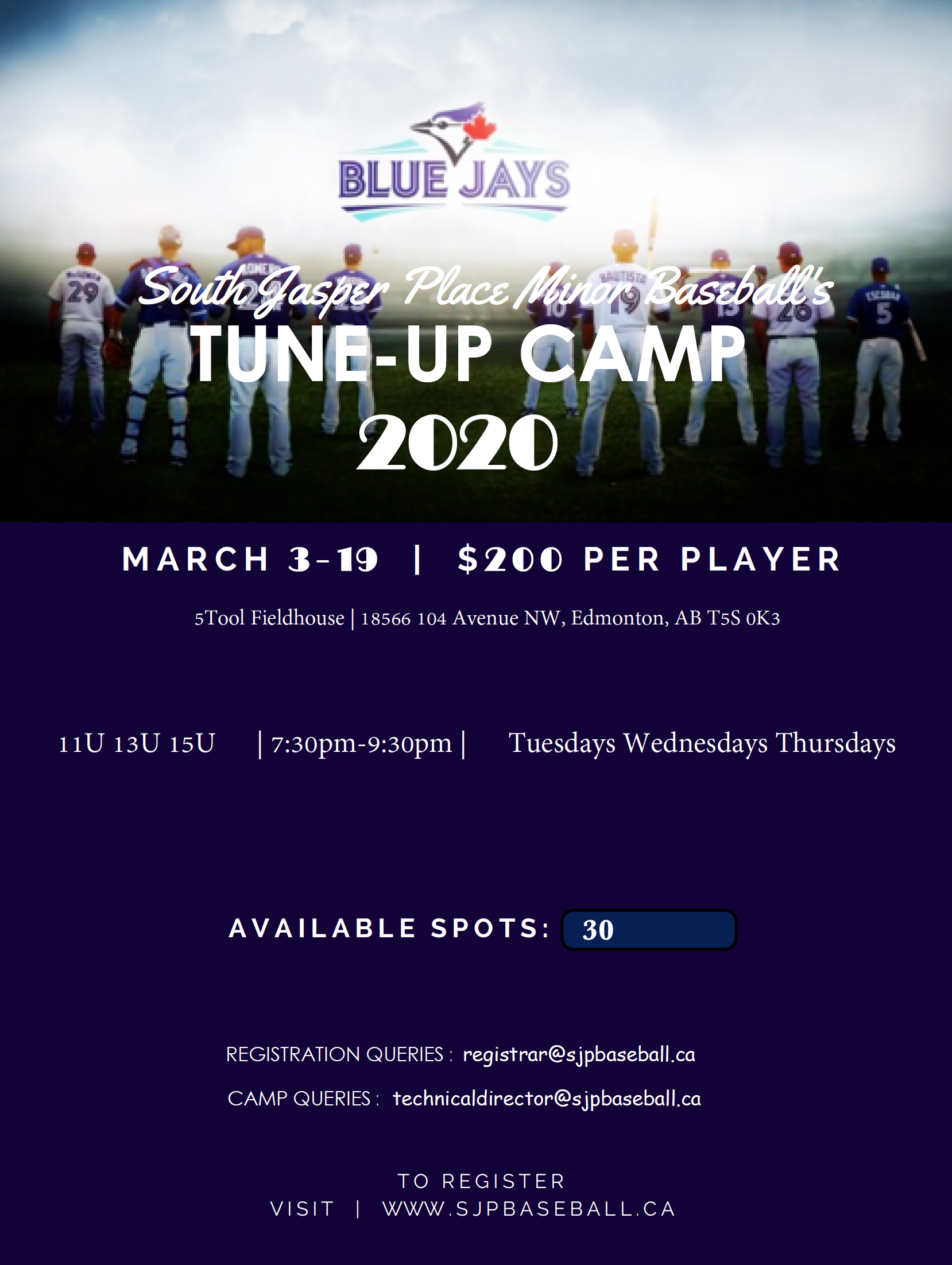 2020 March Tune-Up