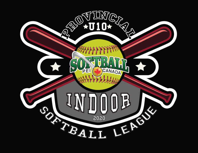 U10 Softball League Logo