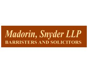 Madorin Snyder Law Office