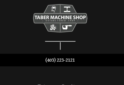 Taber Machine Exp May 2020