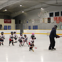 Drills and skills for the pre-novice team!