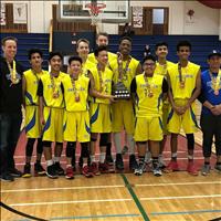 MDB1: Gold Medal Division 1 (Stephen And Linda Hornberger Trophy)