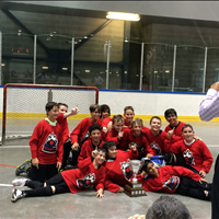 2014 Peewee - Division Champs