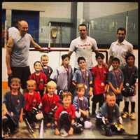 2014 TCMBHA Tykes division
