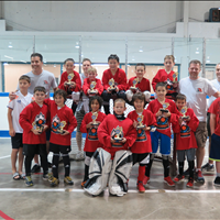 2014 Pup - Redhawks Division Champs