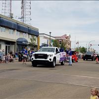 Vegreville Country Fair Parade - August 8, 2019
