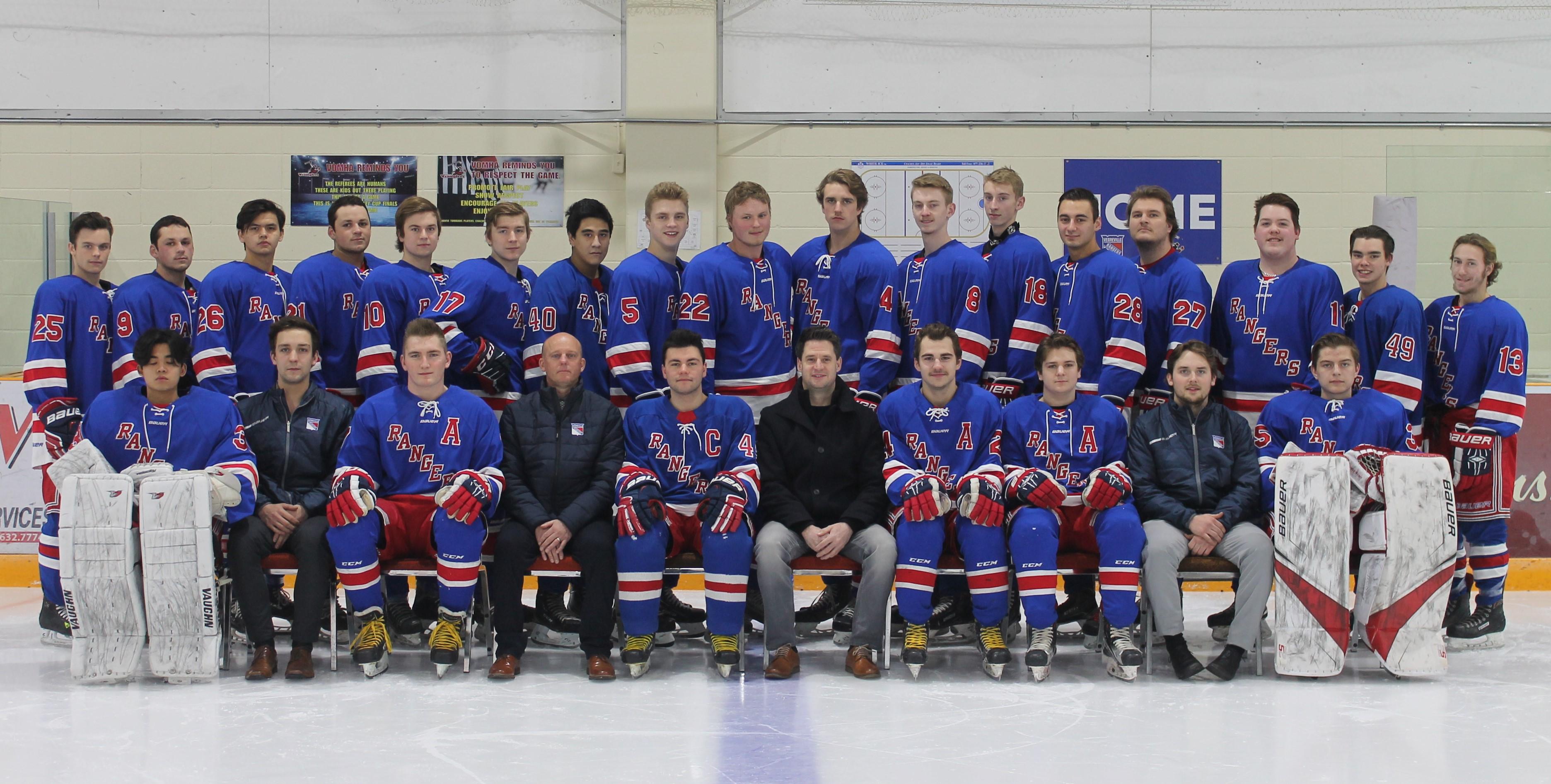 2019-2020 Rangers