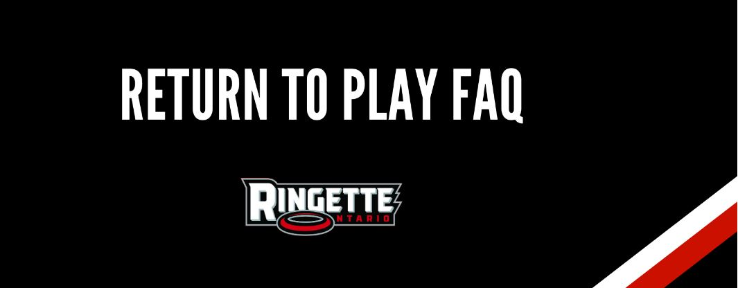 Ringette Ontario Return to Ringette