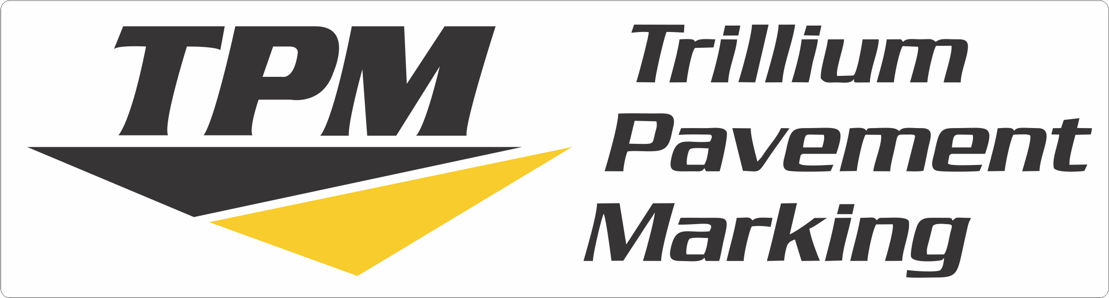 Trillium Pavement Marking