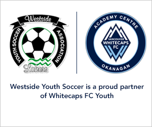 Westside Youth Soccer Partners with Vancouver Whitecaps