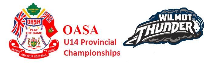 U14 Provincial Championships