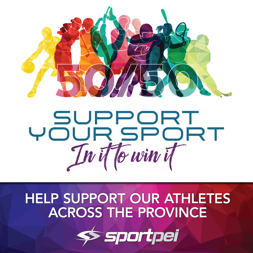 Support Your Sport 50/50 draw